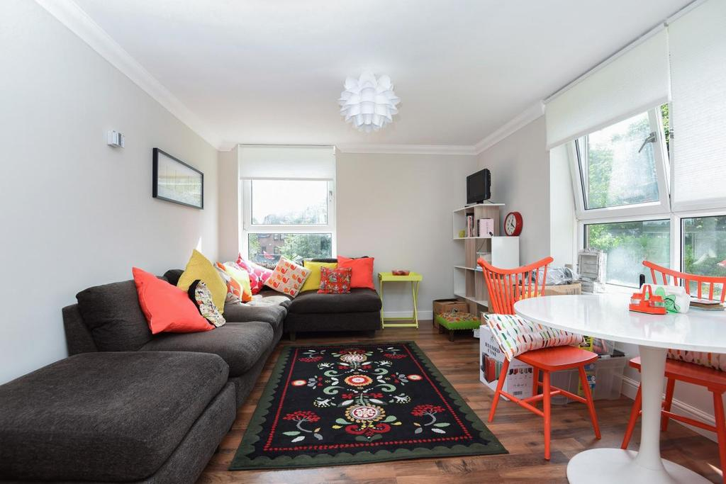 2 Bedrooms Flat for sale in Ross Road, South Norwood, SE25