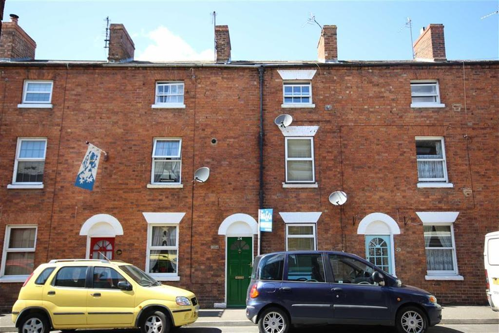 3 Bedrooms Town House for sale in Chance Street, Central, Tewkesbury, Gloucestershire