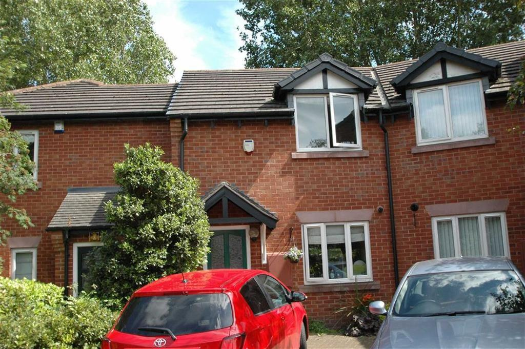 2 Bedrooms Mews House for sale in Chesterton Court, Newton, Chester