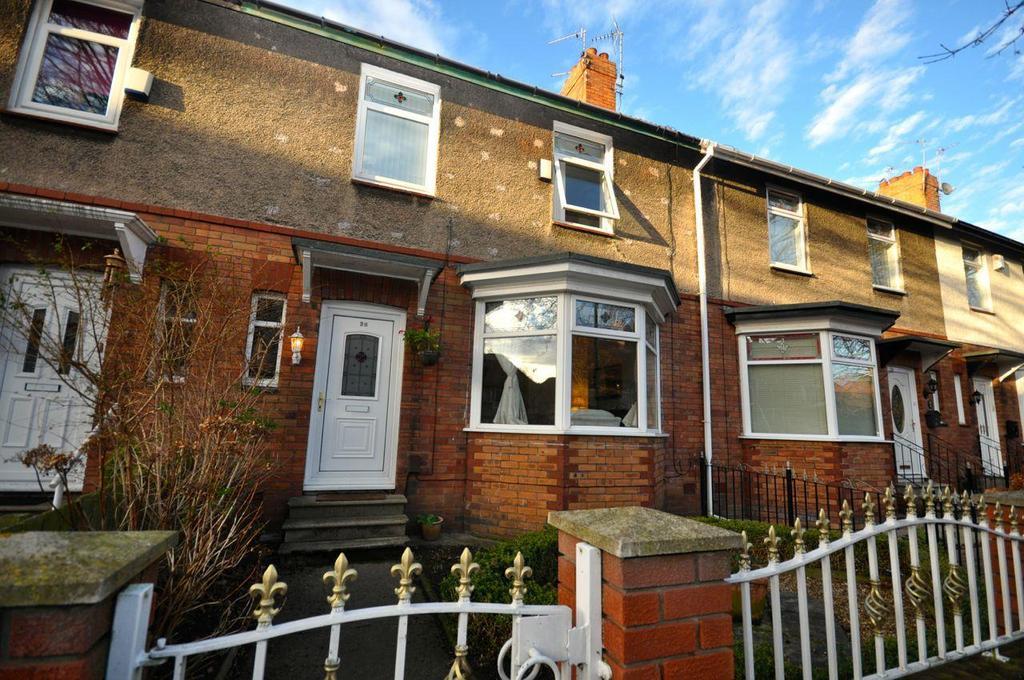 3 Bedrooms Terraced House for sale in Weldon Avenue, Grangetown, Sunderland