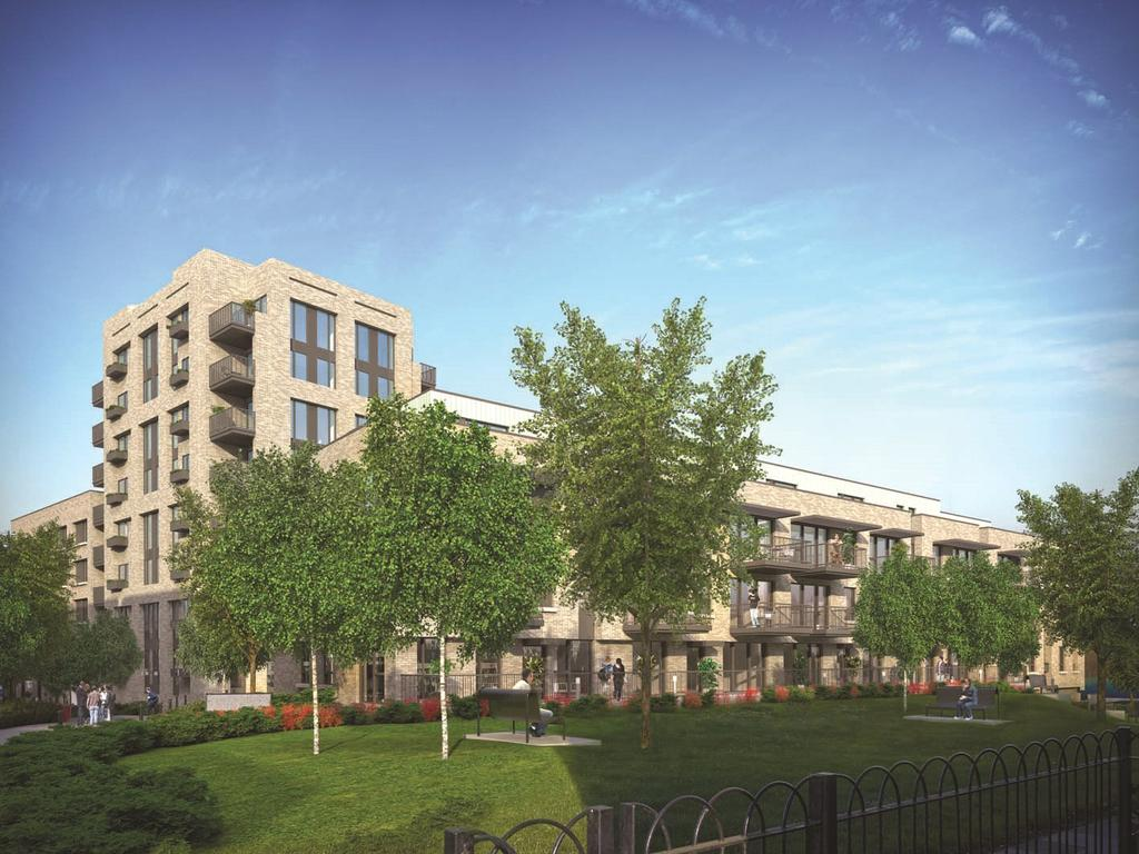 1 Bedroom Flat for sale in Canary Point, Marine Wharf East, Surrey Quays, London, SE16