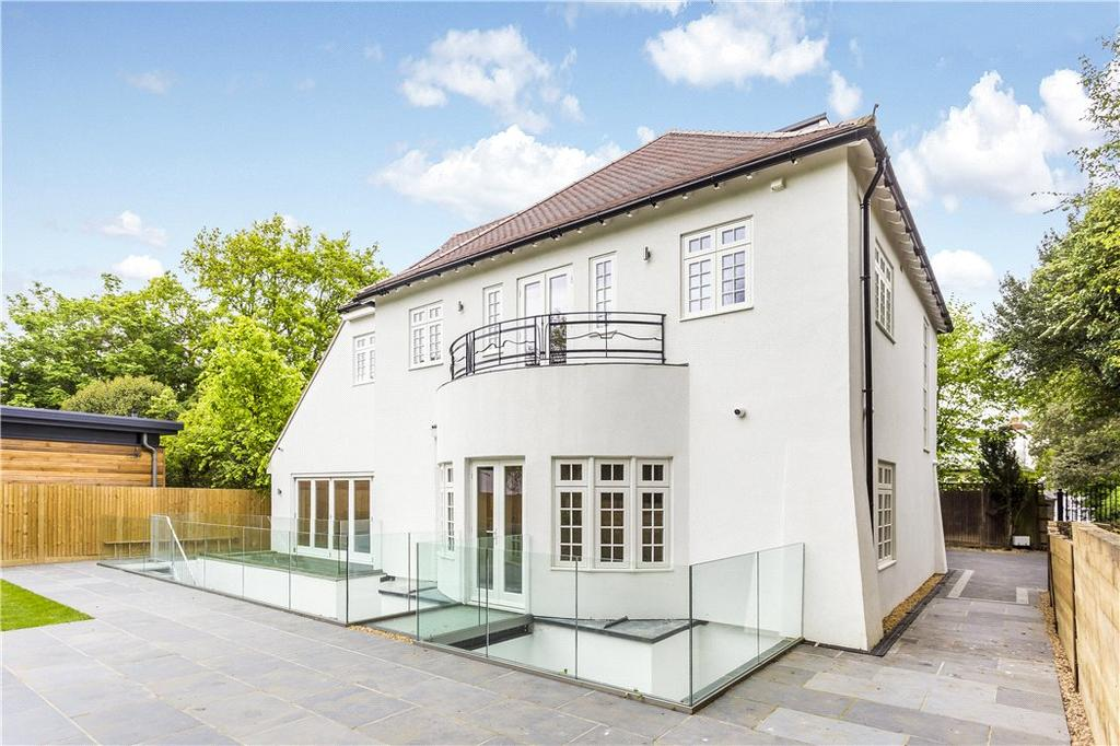 6 Bedrooms Detached House for sale in Burghley Road, Wimbledon, London, SW19