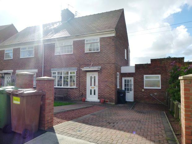 3 Bedrooms Semi Detached House for sale in RIDLEY AVENUE, RYHOPE, SUNDERLAND SOUTH