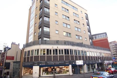 1 bedroom apartment for sale - Loxley Court, Maid Marion Way, Nottingham