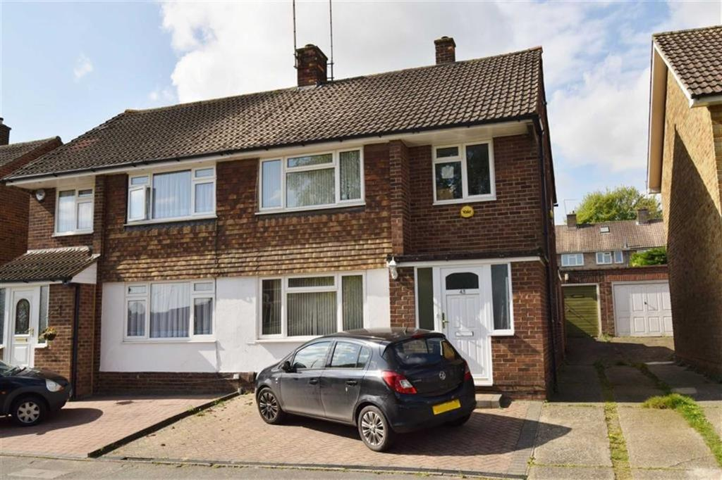 3 Bedrooms Semi Detached House for sale in St Georges Road, BR8