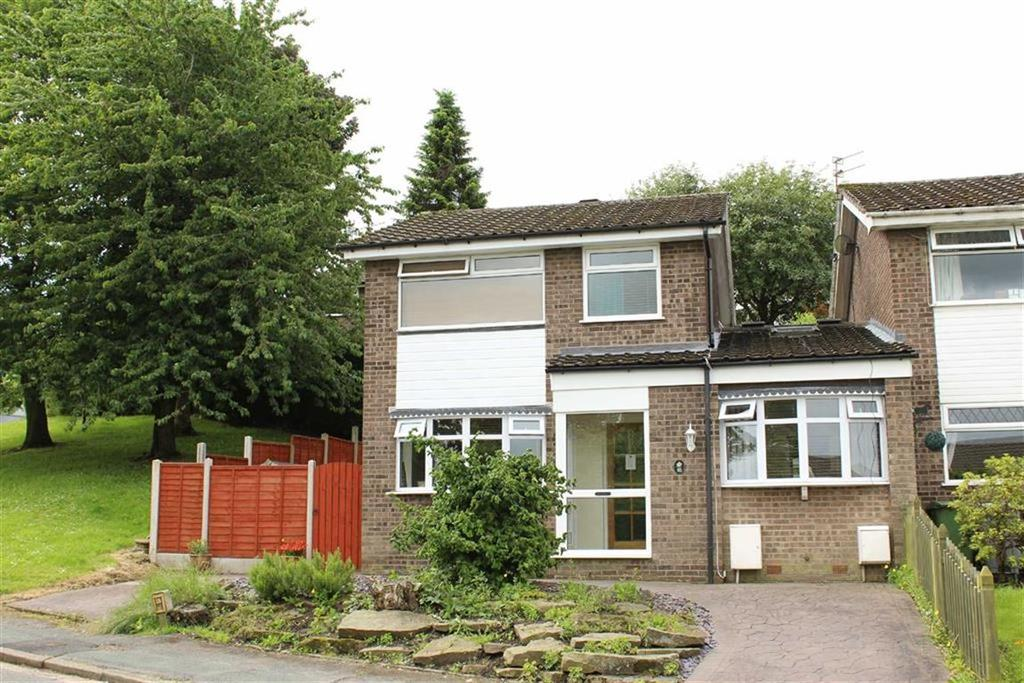 3 Bedrooms Link Detached House for sale in Chantry Road, Disley, Stockport, Cheshire