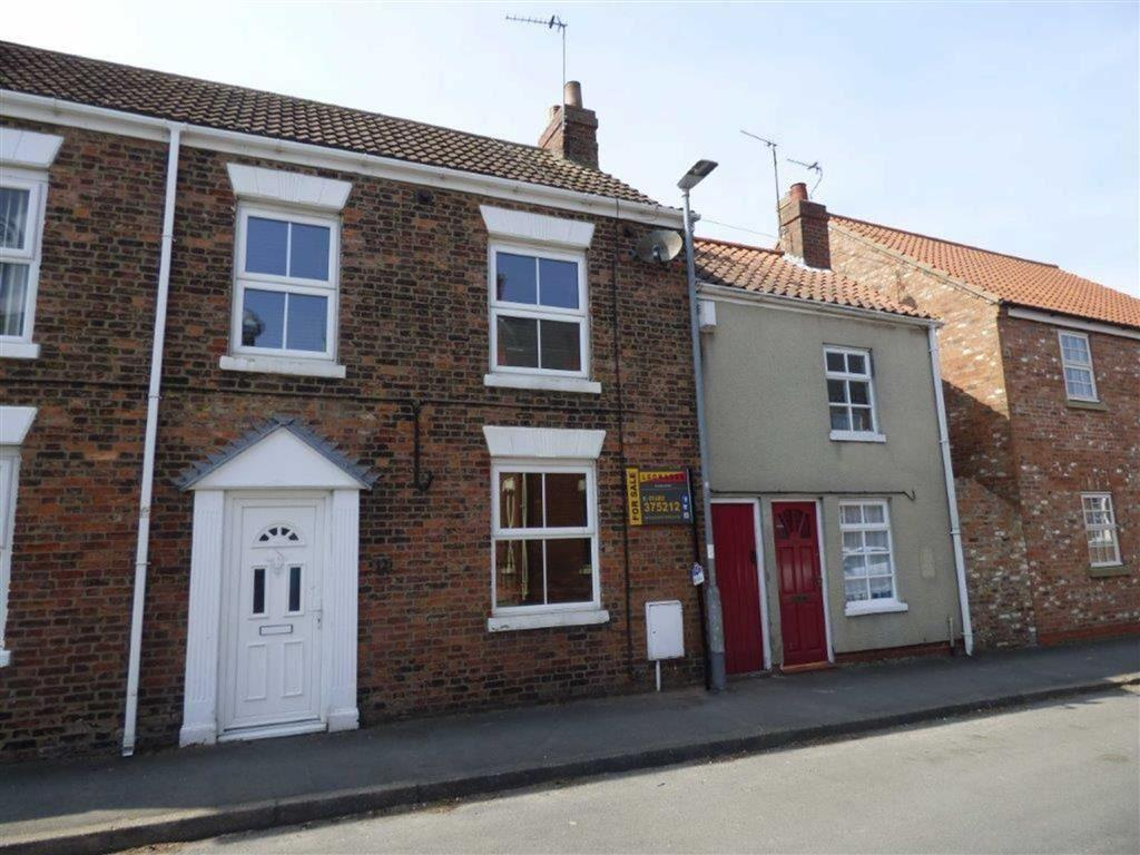 3 Bedrooms Terraced House for sale in Greenshaw Lane, Patrington, East Yorkshire, HU12