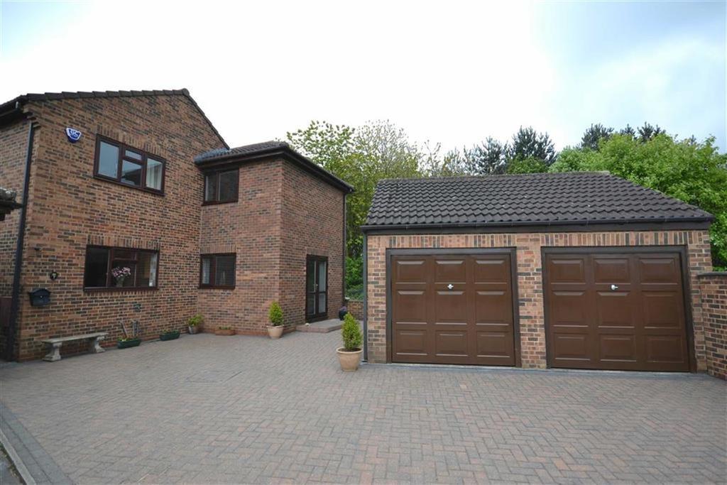 4 Bedrooms Detached House for sale in The Grange, Garforth, Leeds, LS25