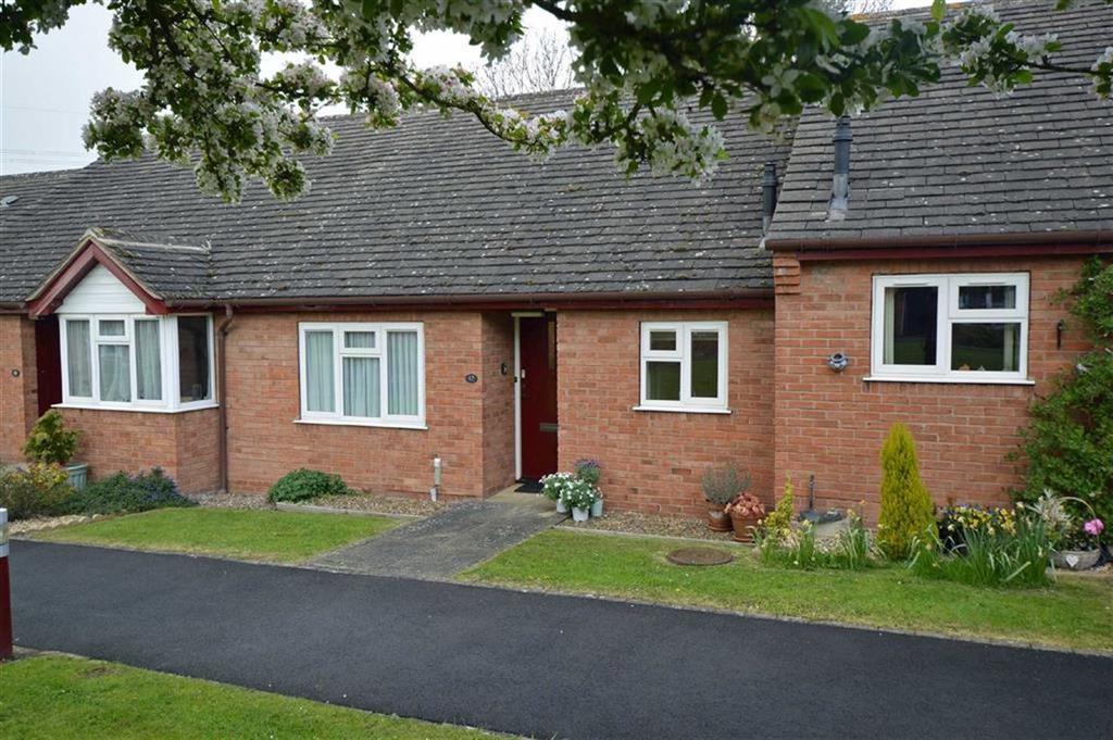 2 Bedrooms Semi Detached Bungalow for sale in Wallis Close, Thurcaston
