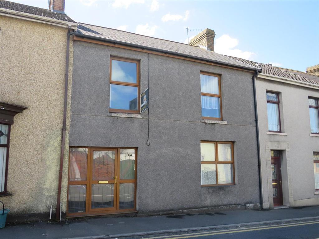 4 Bedrooms Terraced House for sale in Pemberton Road, Llanelli
