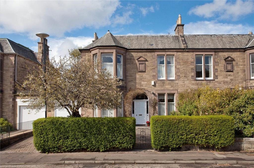 5 Bedrooms Semi Detached House for sale in 41 Cluny Drive, Morningside, Edinburgh, EH10
