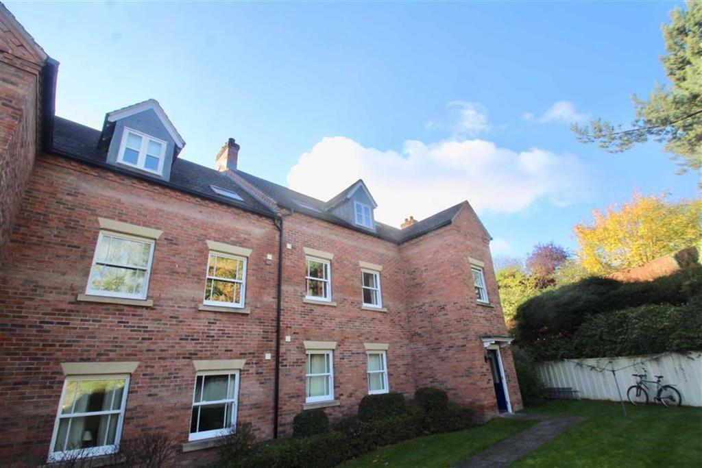 1 Bedroom Flat for sale in Copthorne Gate, COPTHORNE, Shrewsbury
