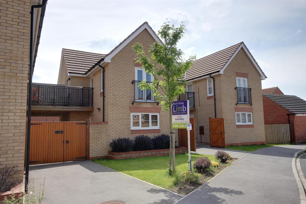 1 Bedroom Terraced House for sale in Munstead Way, Welton, Brough