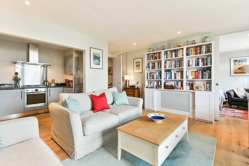2 Bedrooms Flat for sale in The Bonner Building, 224 Trinity Road, Wandsworth, London, SW17