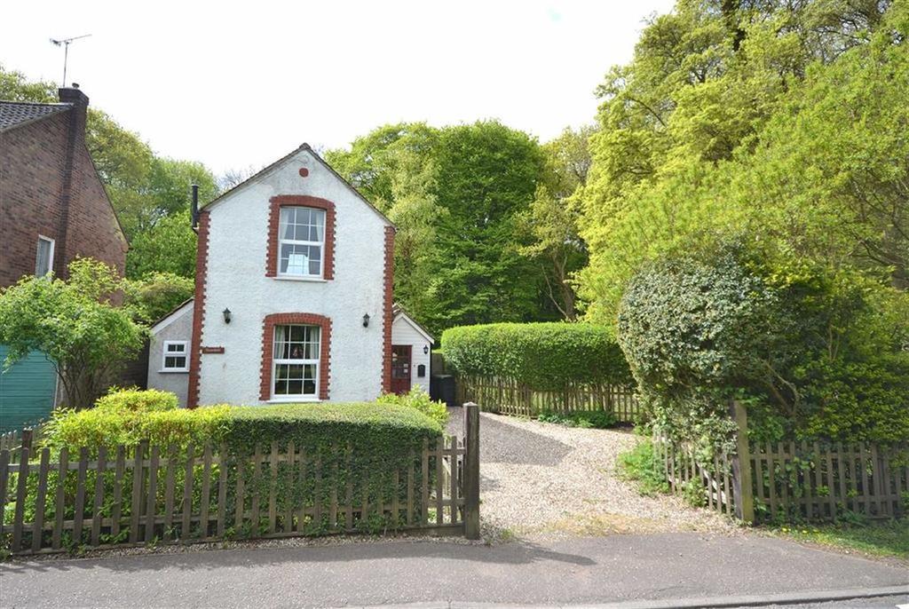 2 Bedrooms Detached House for sale in Woodside, Thornwood, Essex, CM16