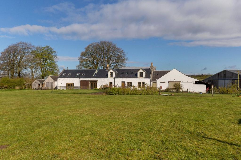 4 Bedrooms Detached House for sale in Bogend Farm - Lot 1, By Galston, East Ayrshire, KA4