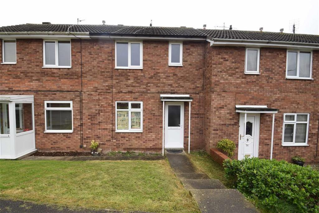 2 Bedrooms Terraced House for sale in Northorpe Rise, Bridlington, East Yorkshire, YO16