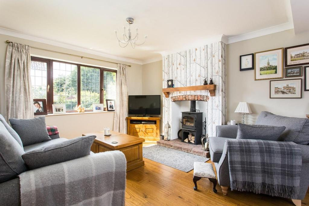 4 Bedrooms Detached House for sale in Main Street, West Haddlesey, Selby