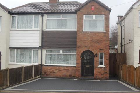3 bedroom semi-detached house to rent - Goodway Road, Great Barr, B44 8RW