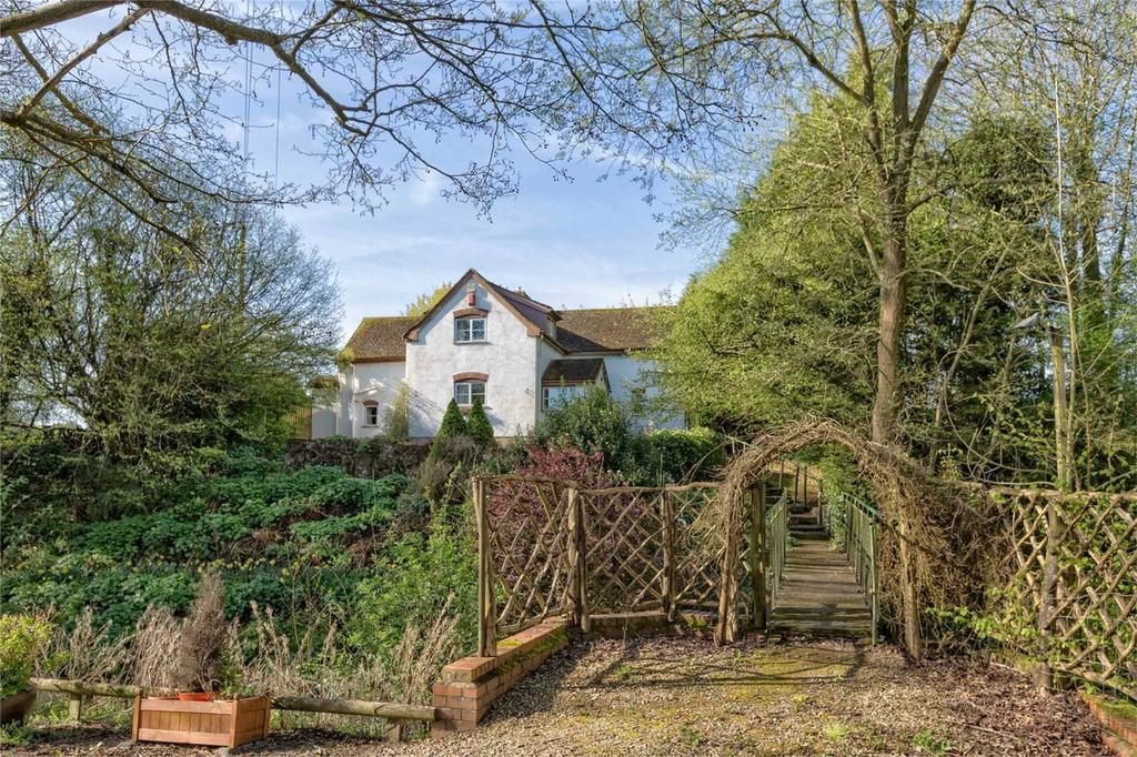 3 Bedrooms Detached House for sale in Paper Mill Cottage, 121 Bridgnorth Road, Alveley