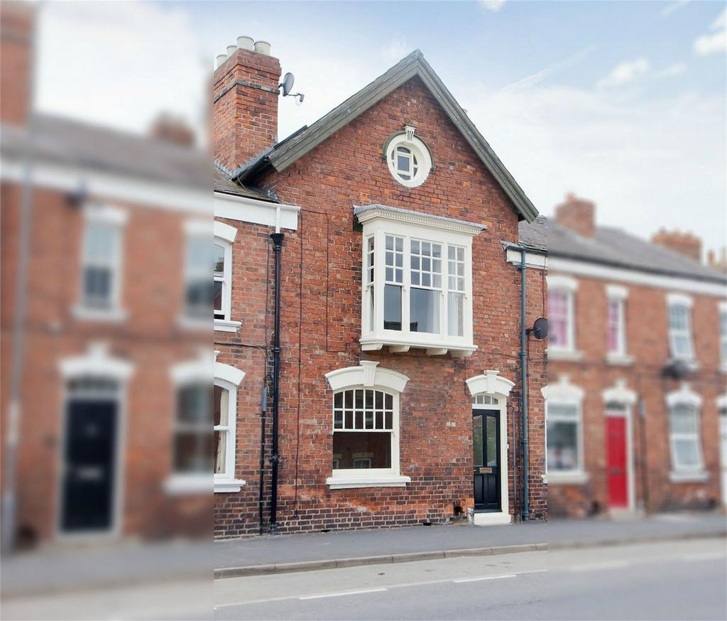 3 Bedrooms Terraced House for sale in York Road, Market Weighton, York
