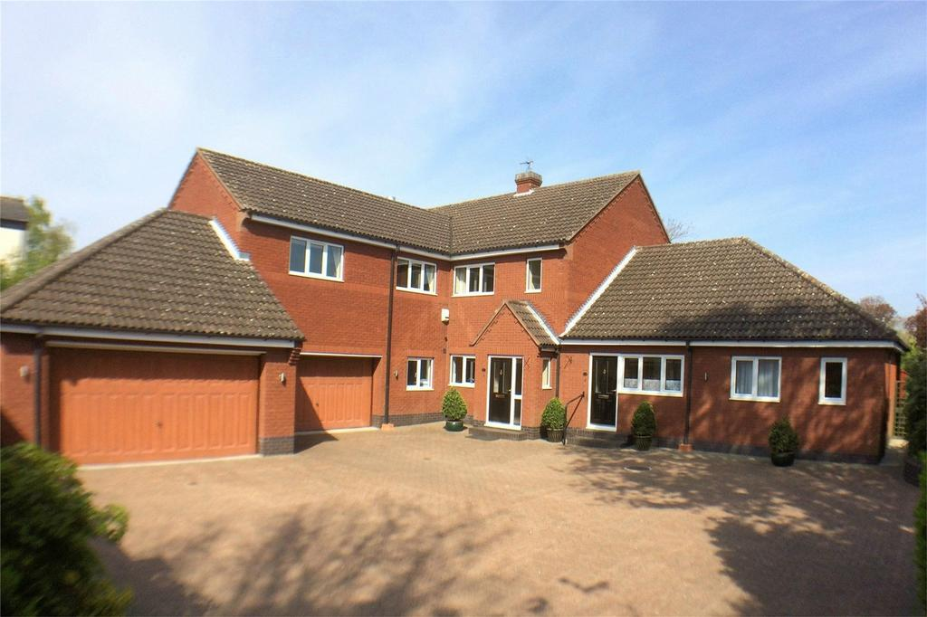 6 Bedrooms Detached House for sale in Church View, Elloughton, East Riding of Yorkshire