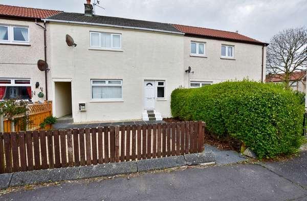3 Bedrooms Terraced House for sale in 9 Landsborough Place, Stevenston, KA20 4HR