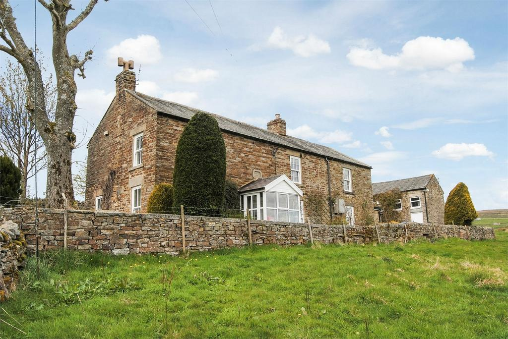 3 Bedrooms Detached House for sale in Aukside, Middleton in Teesdale, Barnard Castle, County Durham