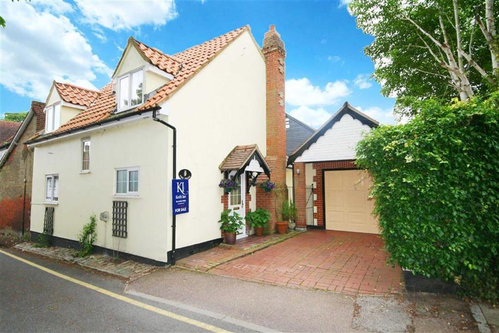 3 Bedrooms Detached House for sale in Church Street, Buntingford