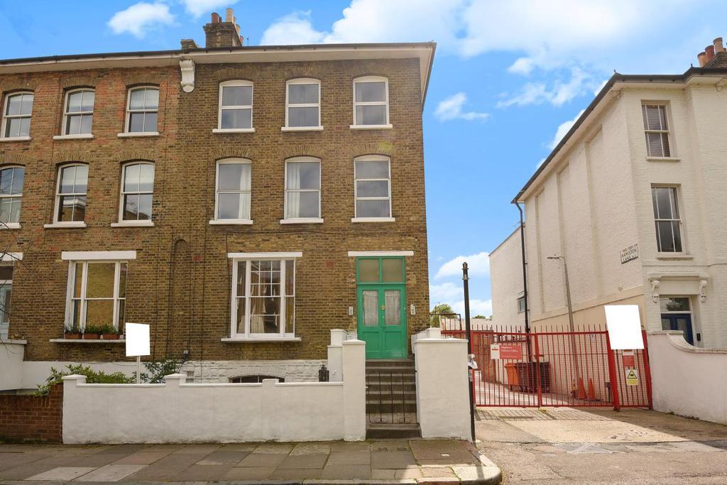 4 Bedrooms Maisonette Flat for sale in Hamilton Park, Highbury, N5