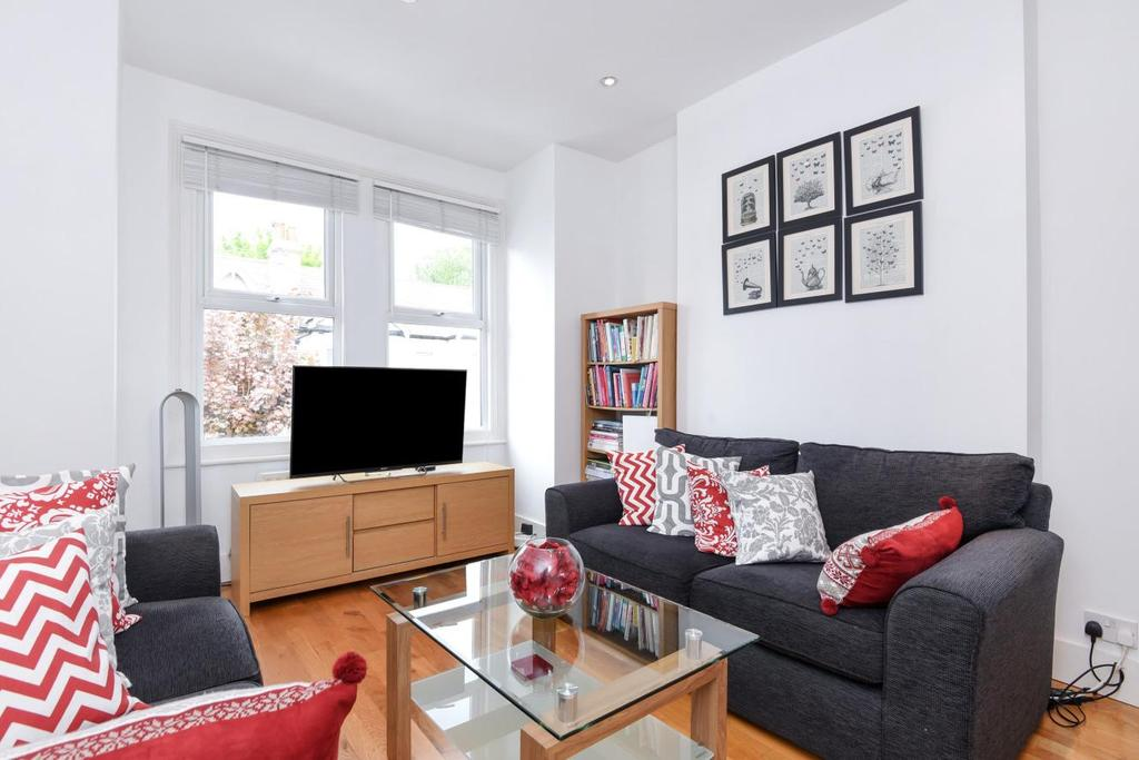 2 Bedrooms Maisonette Flat for sale in West Gardens, Colliers Wood, SW17