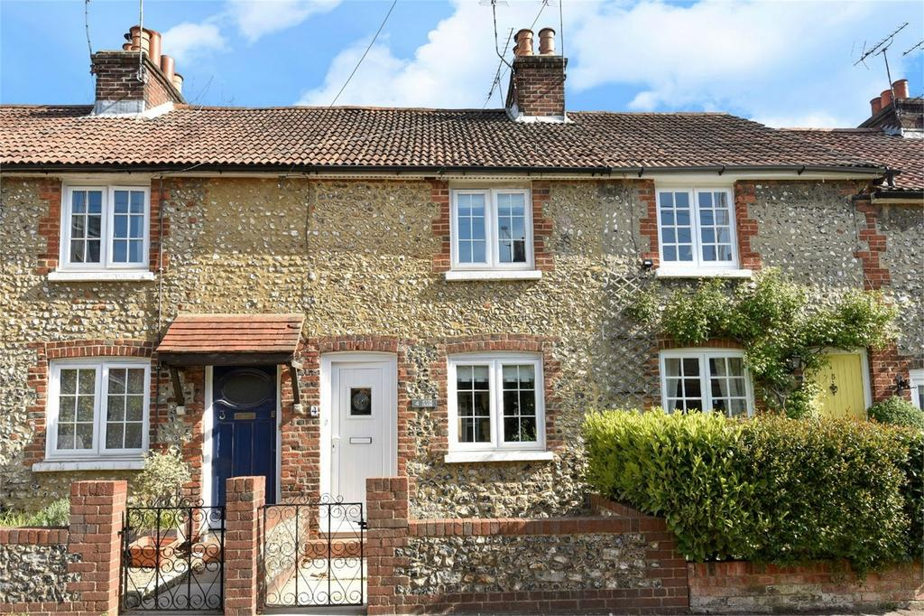 2 Bedrooms Terraced House for sale in Hyde, Winchester, Hampshire