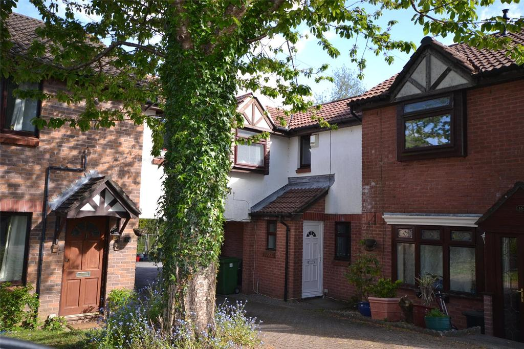 3 Bedrooms Terraced House for sale in Holgate Close, Danescourt, Cardiff, CF5