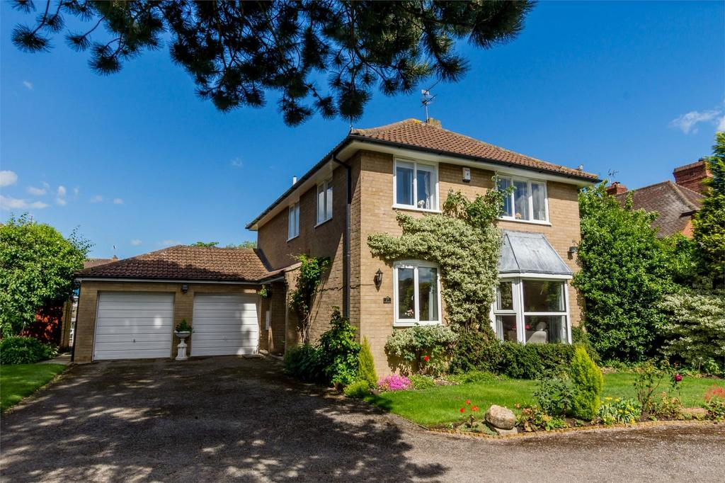 4 Bedrooms Detached House for sale in Main Street, Upper Poppleton, YORK