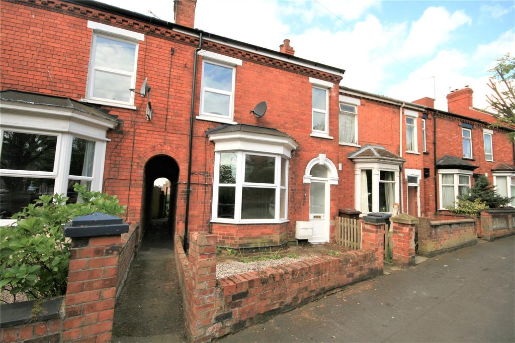 3 Bedrooms Terraced House for sale in Albert Crescent, Lincoln, LN1