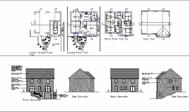 5 Bedrooms Detached House for sale in Banwen Gardens, Alltwen, Pontardawe.