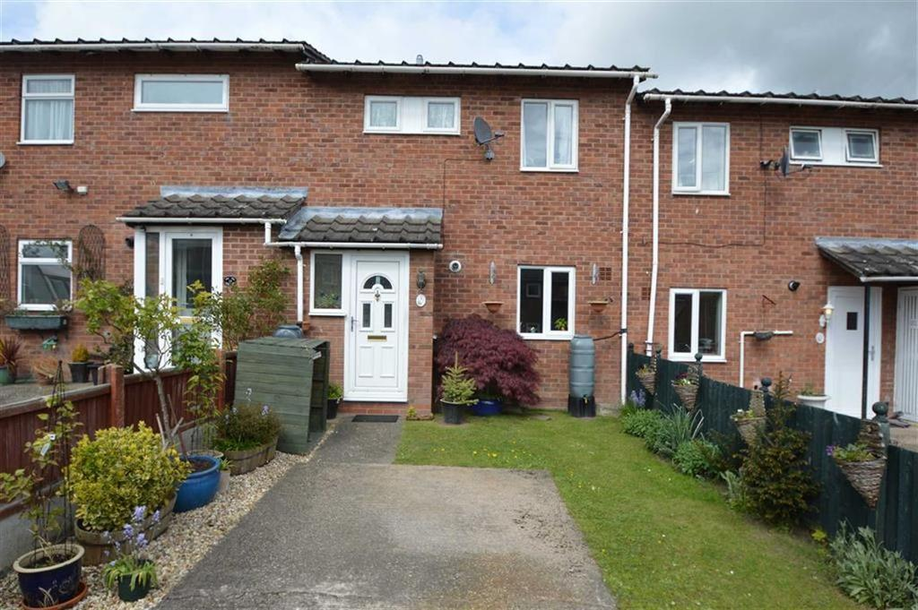 3 Bedrooms Terraced House for sale in 11, Wayhill, Shrewsbury, SY1