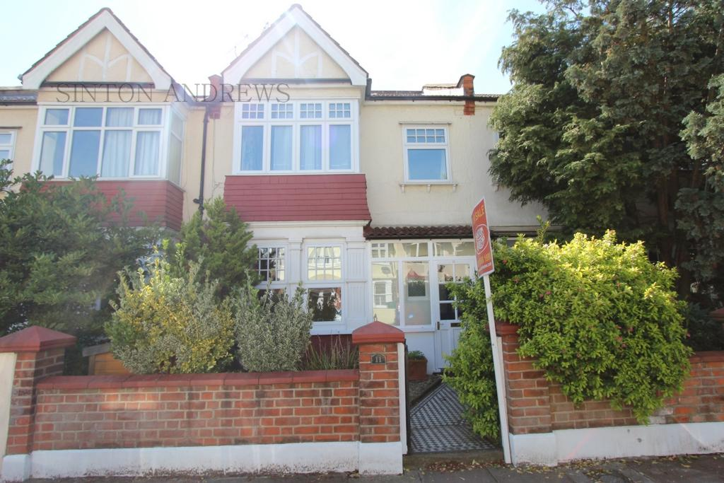 4 Bedrooms House for sale in Claygate Road, Ealing, W13