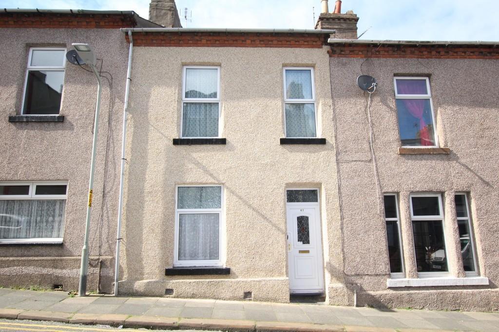 3 Bedrooms Terraced House for sale in Harrison Street, Barrow