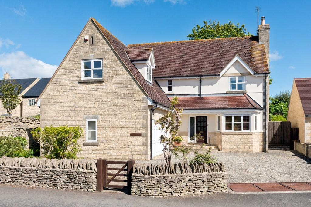 4 Bedrooms Detached House for sale in Minchinhampton