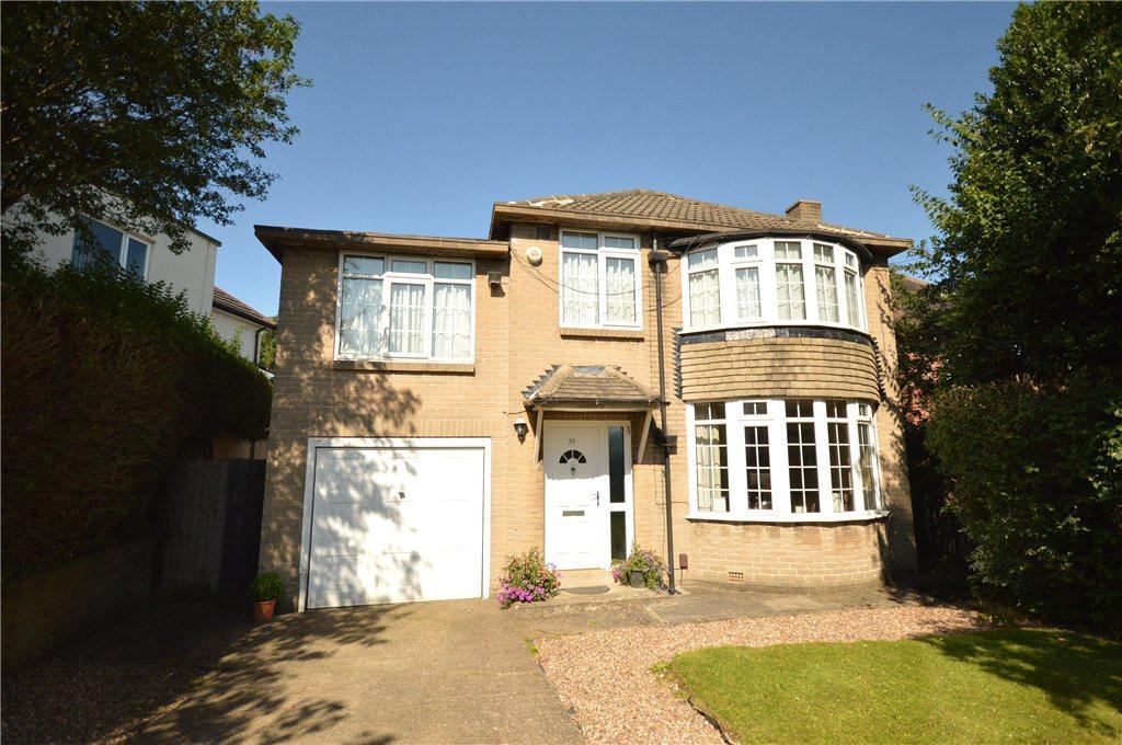 4 Bedrooms Detached House for sale in Sandhill Oval, Leeds