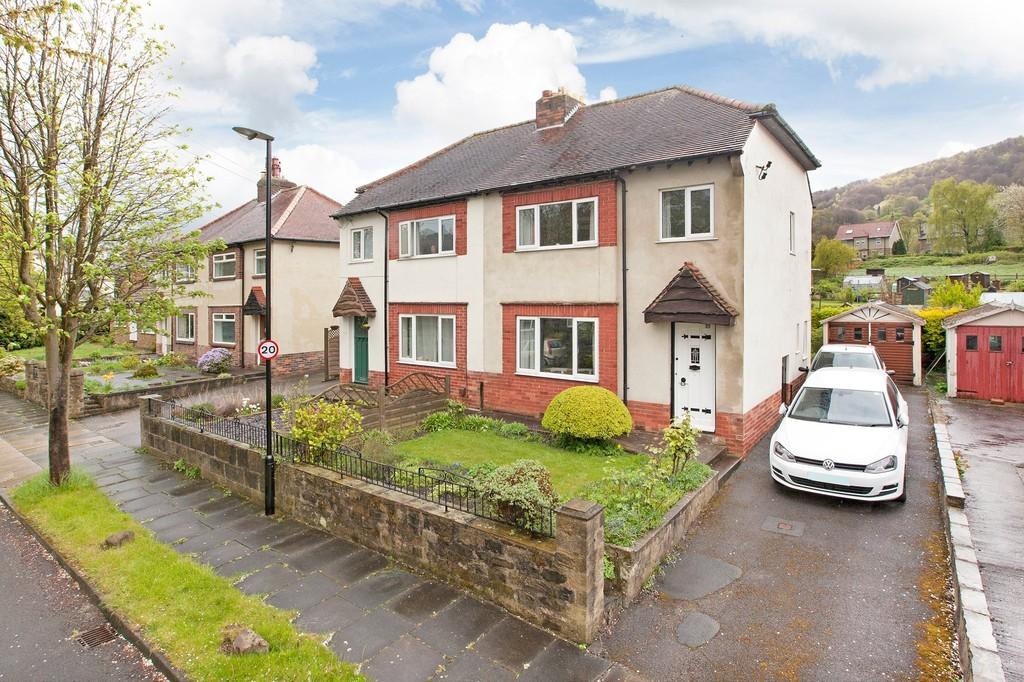 3 Bedrooms Semi Detached House for sale in Richmond Terrace, Otley