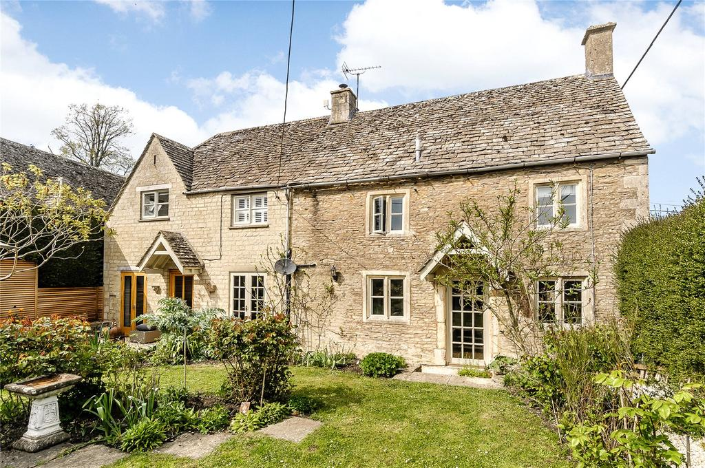 3 Bedrooms Detached House for sale in Cricklade Street, Poulton, Cirencester, Gloucestershire