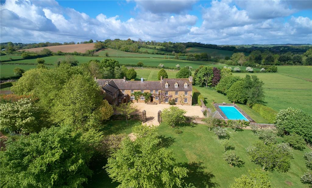 8 Bedrooms Detached House for sale in Wigginton, Near Chipping Norton, Oxfordshire