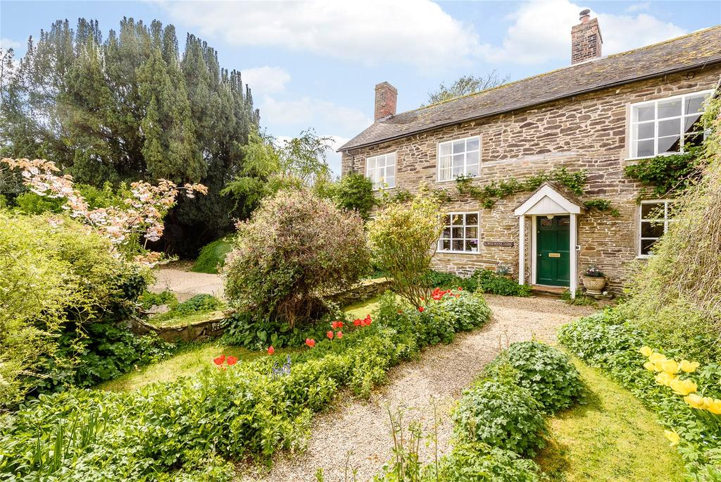 5 Bedrooms Detached House for sale in Cheney Longville, Craven Arms, Shropshire