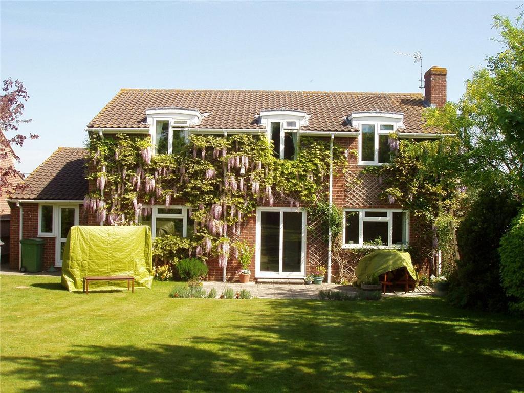 4 Bedrooms Detached House for sale in Sherborne St John, Basingstoke, Hampshire, RG24