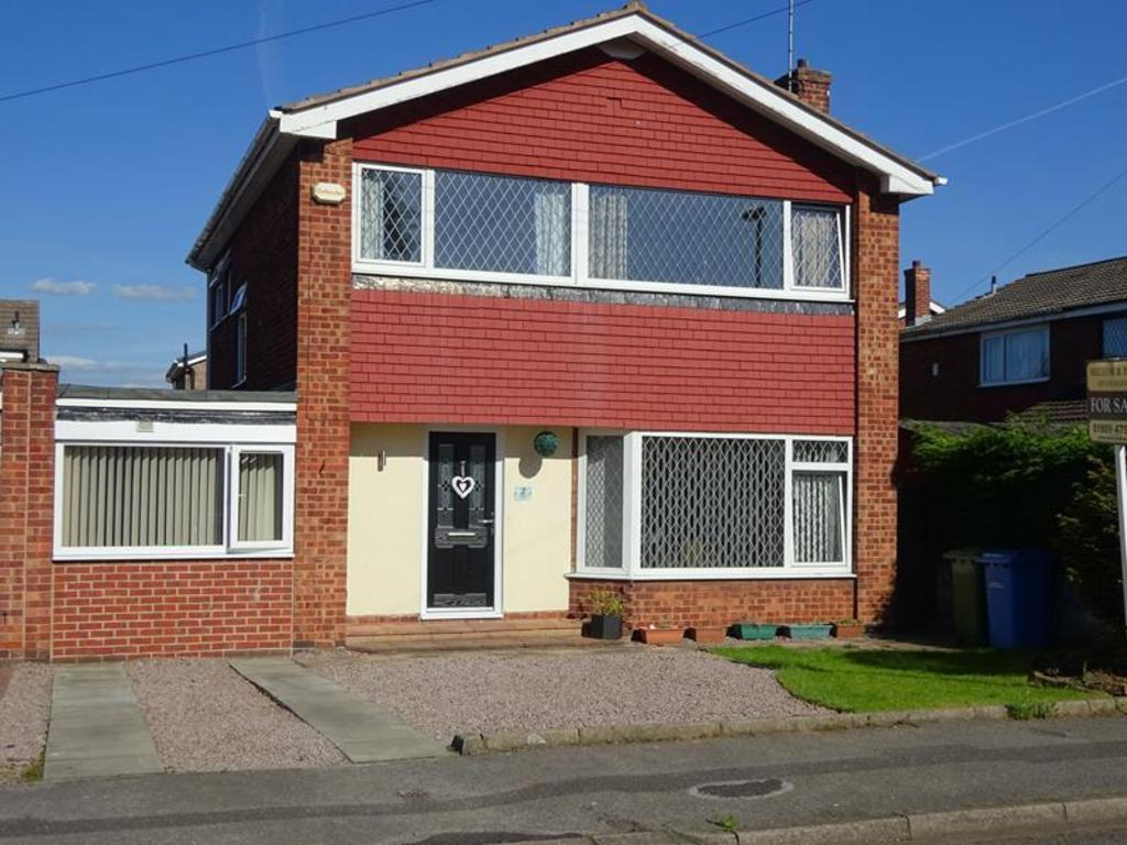4 Bedrooms Detached House for sale in 2 Kenilworth Drive, Carlton in Lindrick