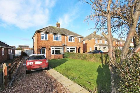 3 bedroom semi-detached house for sale - LOUTH ROAD, HOLTON LE CLAY