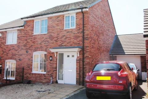 3 bedroom semi-detached house to rent - Golwg Y Coed, Barry, Vale of Glamorgan, CF63 1AF