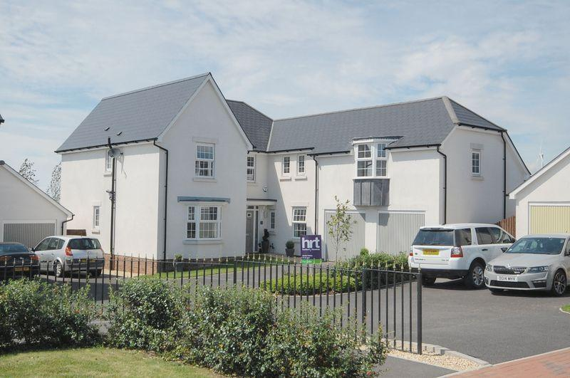 5 Bedrooms Detached House for sale in 29 Timbers Green, Llangan, Nr Cowbridge, Vale of Glamorgan CF35 5AZ